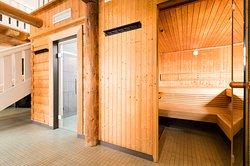Finnische Sauna - Hotel Die Hindenburg Saalfelden
