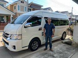 Chiang Mai Van Tour By Mr.Nai