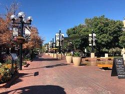Best pedestrian zone in Colorado