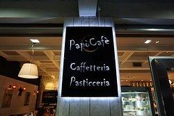 Caffetteria, pasticceria e tanto altro.