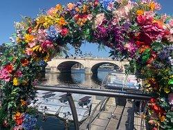 Riverside Walk, Kingston Upon Thames:  through the arches