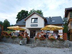 Hotel i restauracja CichoSza