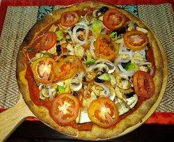 Best Pizza In Pattaya. Vegan Friendly!