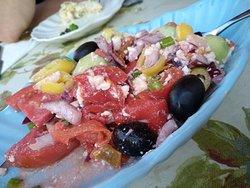 najlepsza sałatka w Bułgarii
