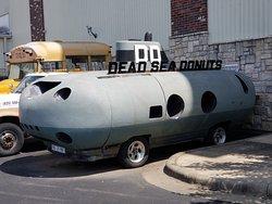 Dead Sea Donuts vehicle