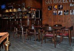 San Miguel Plaza 🍺Beer▫️Wine▫️Cocktail▫️Whisky 🍕Pizza▫️Pasta▫️Steak 🕓11AM - 1AM 📞239 0633 0915 354 1674