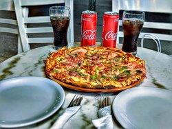 Η κορυφαία πίτσα της Ιθάκης