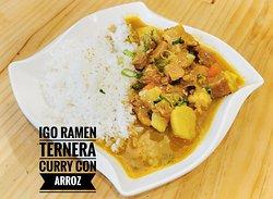 Ternera al curry Kaifa 🍜🍲🍛 DELICIOSO