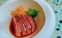 Noh Special Salmone Sashimi