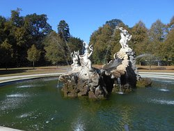 The amazing fountain