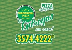 Tradicional Pizza desde 1998