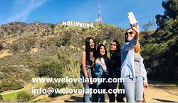 We Love LA Tour