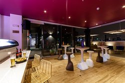 Overground Rooftop Experience Bar