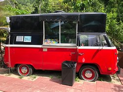 The Furthest Food Truck