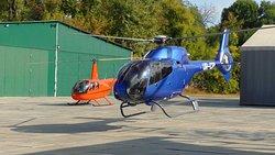 Kiev Helicopter Tour
