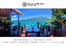 The HILL Restaurant by Bayview Sunset Resort