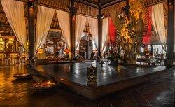 Iwa Restaurant at Hotel Tugu Bali