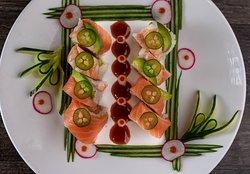 Sushi is art!