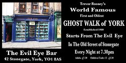 Trevor Rooney's World Famous Ghost Walk of York