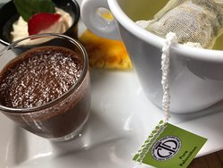 Hummmmm un bon thé gourmand!!!