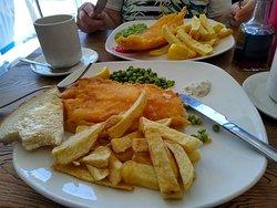 Pensioner's Fish & Chips