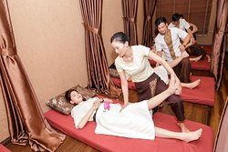Thai body massage