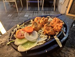 Authentic Mughlai Food!