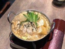 牡蠣味噌バター鍋