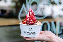 Frozen Yogurt (erhältlich in Natur/Soja)