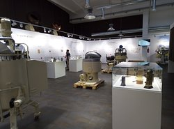 La sala museo