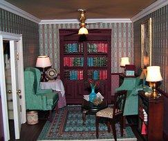 The Georgian library by Diana Dalton