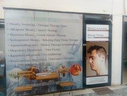 Anatolians Athens Massage