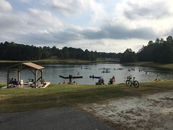 Paddle Creek Boats delivered for Father Son Retreat