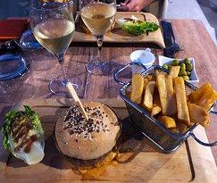 Le Burger du Bistrot del Mar
