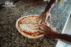 Pizzas hechas en casa