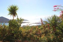 View across Mirabello Bay