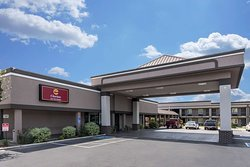 Clarion Inn and Suites hotel in Russellville, AR