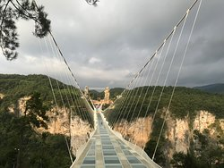 Zhangjiajie Grand Canyon and Glass Bridge
