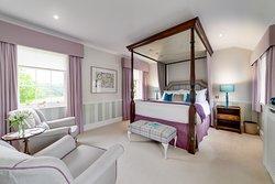 Elgar huge master bedroom, great views
