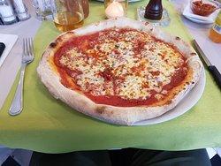 Eine der besten Pizzas