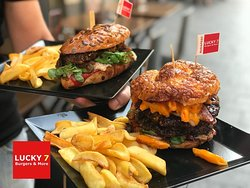 Lucky 7 Burgers & More