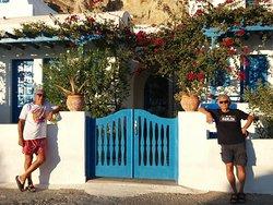 Ottimo soggiorno a Santorini
