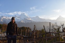 Annapurna 4 day trek
