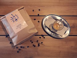 Local roasted, speciality coffee from MTRM Roast.