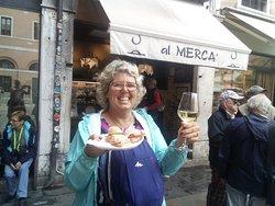 Tapas en Venecia!!!