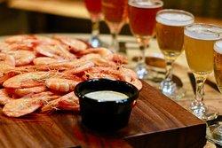 Shrimps & Beers