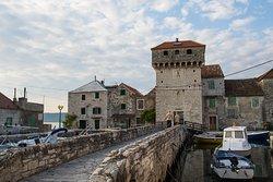 View of Kastilac Fort
