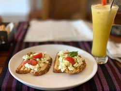 Ahora deliciosos desayunos
