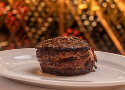 Perry's Bacon Wrapped Filet