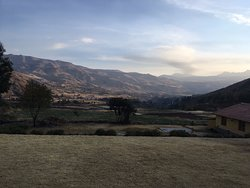 On the way to Colca Canyon